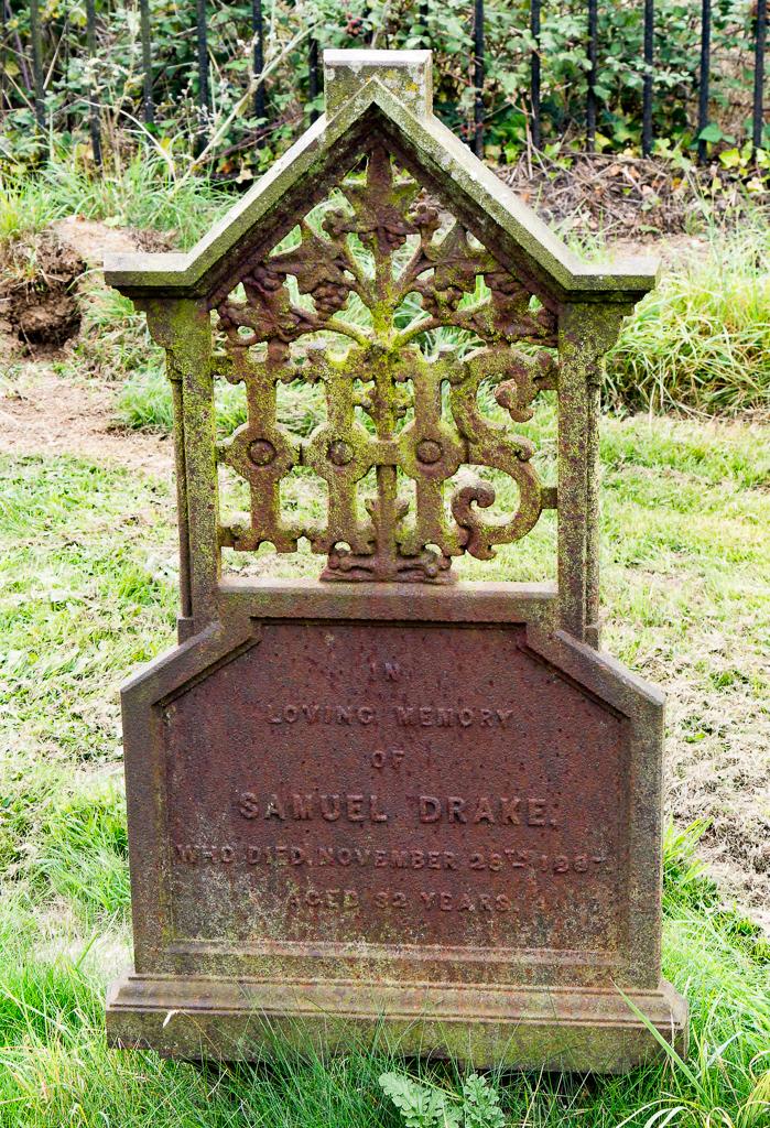 Samuel Drake 1887
