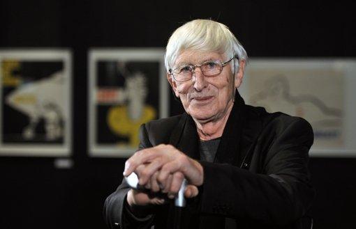 In der Rotenberger Kelter werden Werke von Tomi Ungerer gezeigt. Foto: dpa