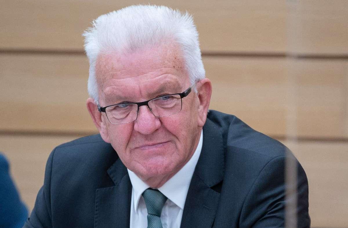 partei will kretschmann