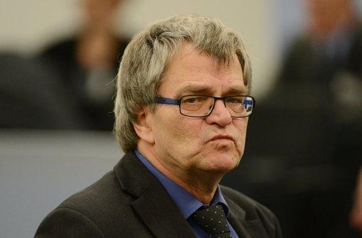 Uli Sckerl gibt seinen Posten im NSU-Untersuchungsausschuss des Landtags auf. Foto: dpa