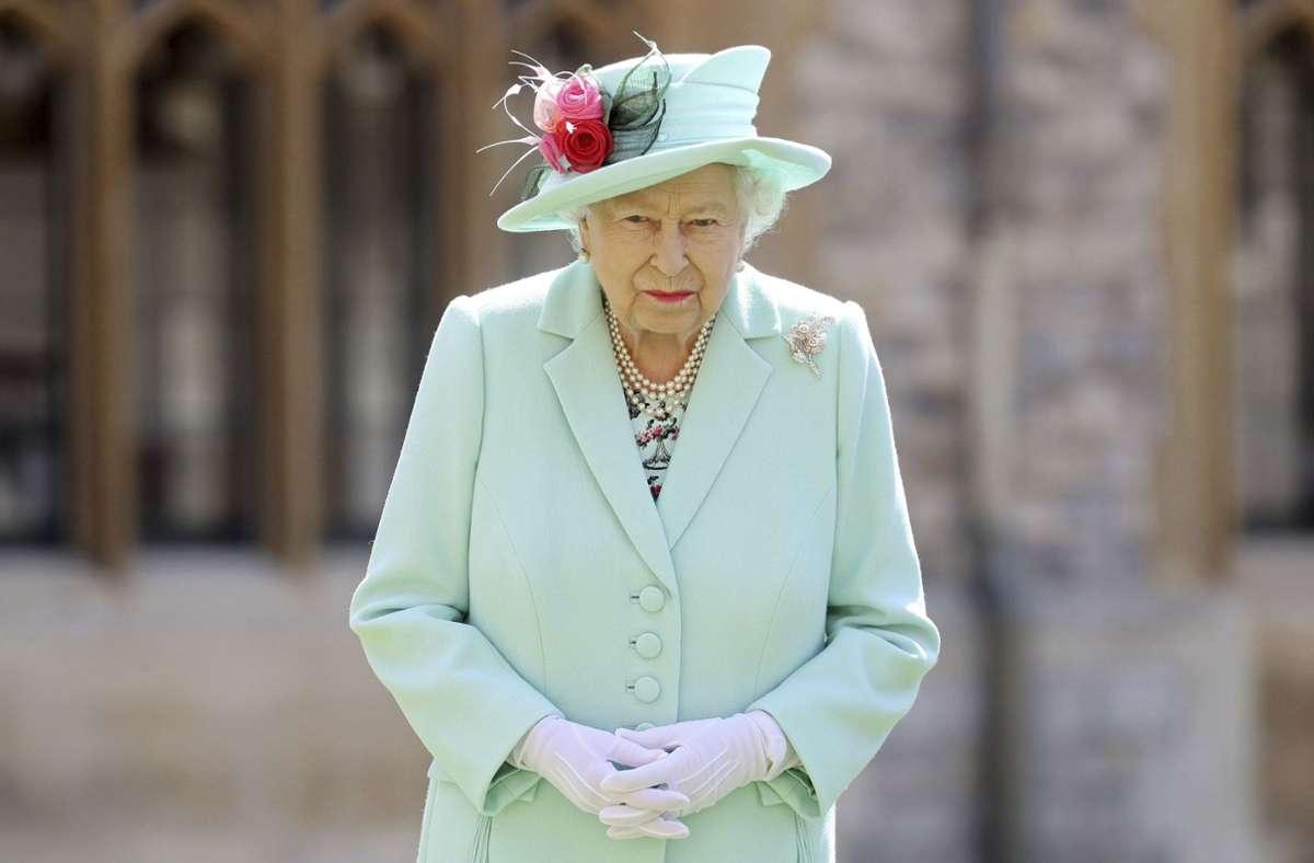 Abfuhr Fur Queen Elizabeth Ii Barbados Sagt Bye Bye Zur Queen Panorama Stuttgarter Nachrichten