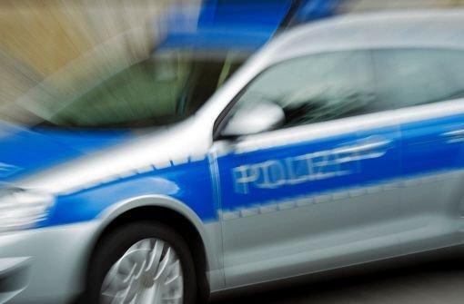 Polizeibeamte wurden am Donnerstag von zwei aufgebrachten Asylbewerbern in Esslingen ziemlich auf Trab gehalten (Symbolbild). Foto: dpa