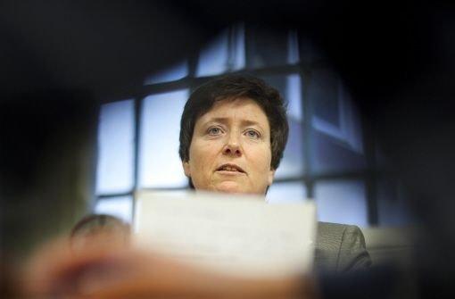 Claudia Grau, Kulturbürgermeisterin Stadt Nürtingen.