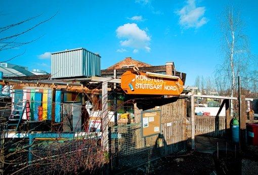 Die Wagenhallen in Stuttgart. Ein Ort, der durch kreative Köpfe wiederbelebt wurde. Foto: Horst Rudel