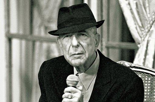 Leonard Cohen legte den Grundstein für seine Weltkarriere, als er im Frühjahr 1956 seinen ersten Gedichtband veröffentlichte. Foto: Sony Music
