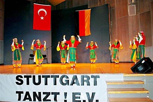 Das Tanzfest Türkei in der Liederhalle war eine Veranstaltung der Initiative. Foto: privat