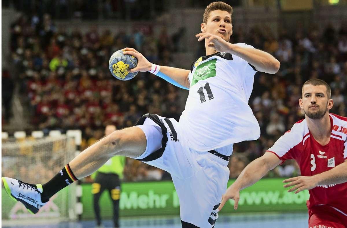 handball nationalmannschaft zwischen