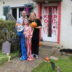 Halloween In Stuttgart An Diesem Haus Kann Sich Jeder Gruseln Plieningen Stuttgarter Zeitung