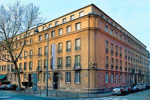 Die frühere Gestapozentrale in Köln, keine zehn Gehminuten vom Dom entfernt. Foto: EL-DE-Haus