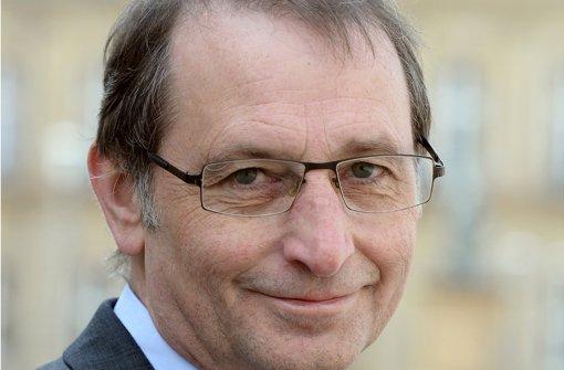 Willi Halder (Bündnis 90/Die Grünen), ist als Vorsitzender der NSU-Enquete-Kommission im Landtag zurückgetreten. Foto: dpa