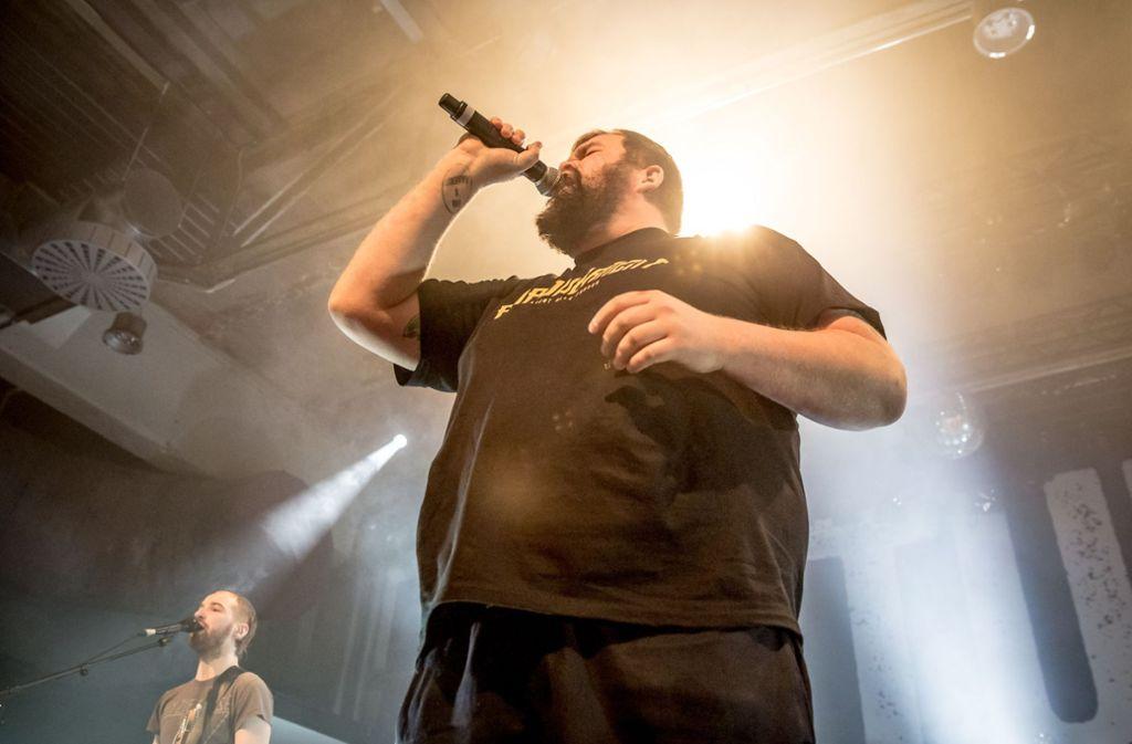 Punkrock Im Stuttgarter Wizemann Schneller Feiern Mit Feine Sahne Fischfilet Kultur Stuttgarter Zeitung