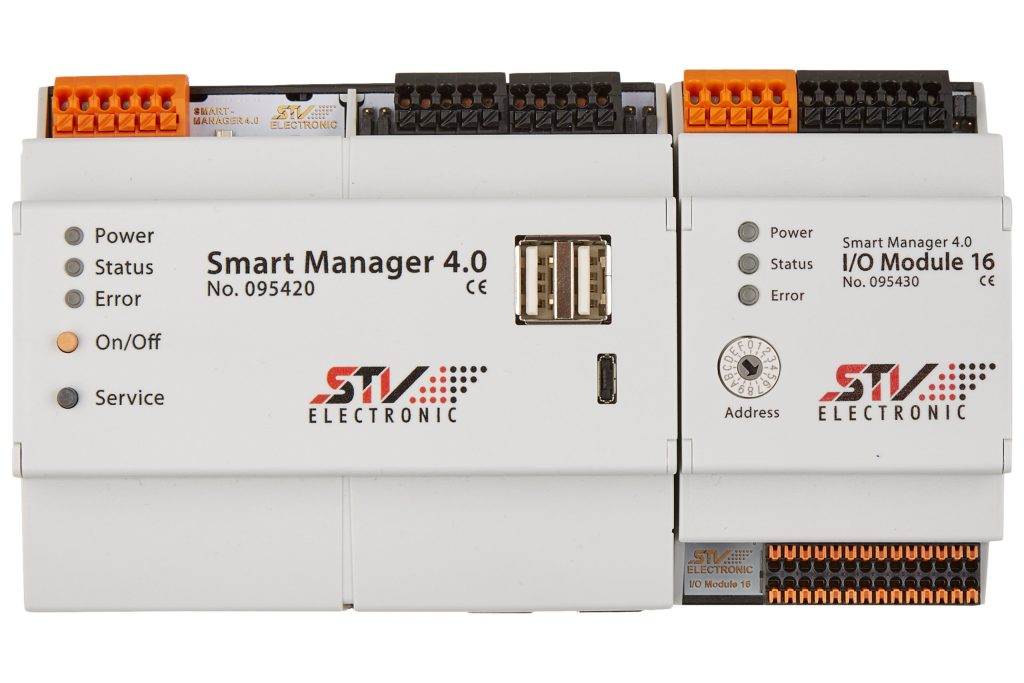 I/O + Smart Manager 4.0