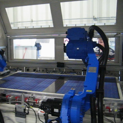 RVS Solar Roboter