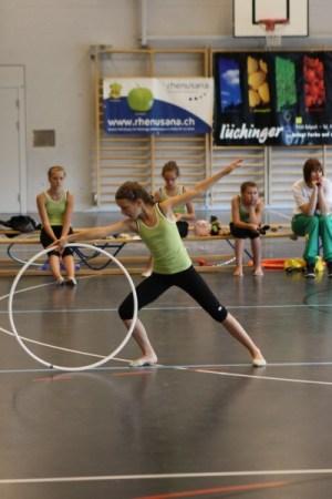 Gymnastik  STV Balgach
