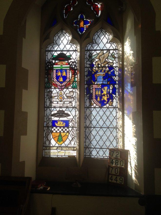 Chancel Window South