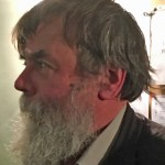 Andy Milner, Vestry Helping Hands Co-ordinator and Diocesan Synod lay representative
