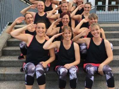 Team Aerobic beendet die Wettkampfsaison am Stauseecup