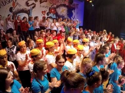 Adieu Heimat – Turnshow in Stetten