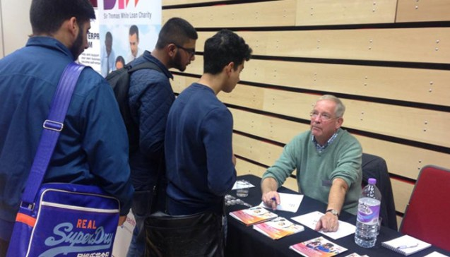 Students Learn About STWLC at DMU Conference
