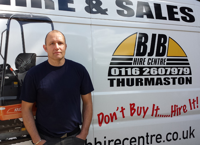 Success Story – BJB Heading 'Hire'