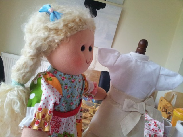 Success Story: Pioneering Doll Designer Thrives Despite Illness