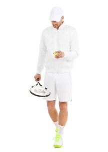 Fitness et loisir veste tennis