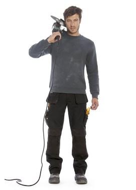 Sweat-shirt de travail pour l'industrie