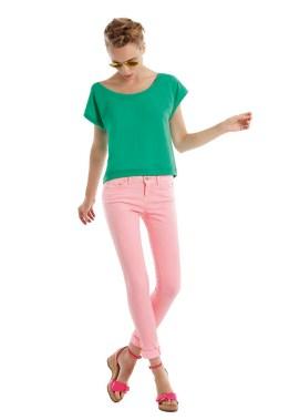 T-shirt femme mode pour l'été