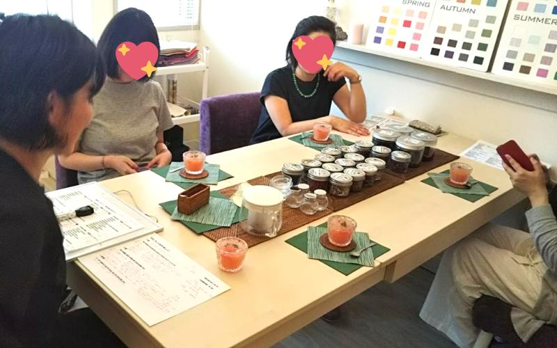 薬膳茶レッスン2