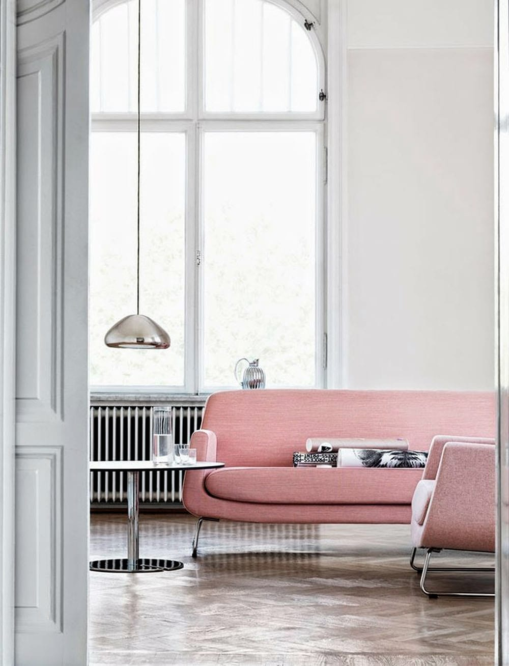 Decorating With Dusty Pink StyleampMinimalism