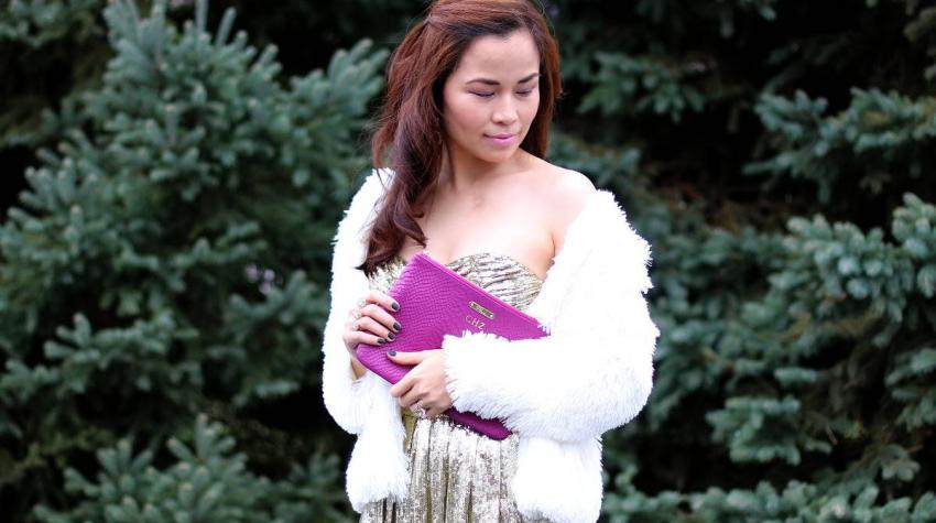 NYE Outfit, #KissedByCovergirl, STYLEanthropy, style, fashion, #ootd