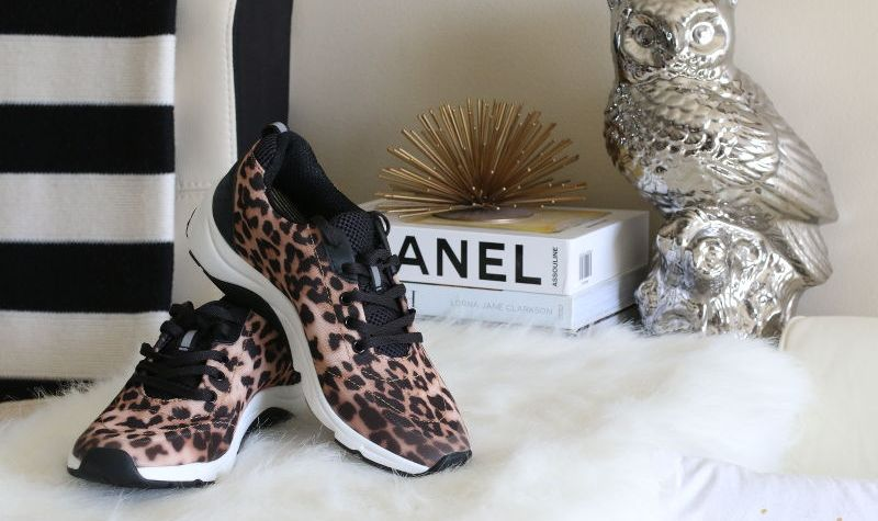 Vionic Shoes Leopard sneakers