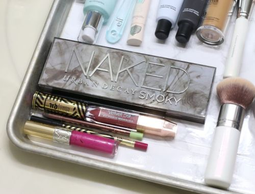 DIY beauty makeup pan, makeup products