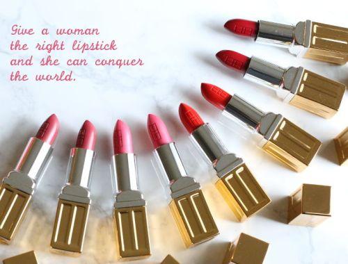 Elizabeth Arden Beautiful Color Moisturizing Lipsticks, lipstick quote