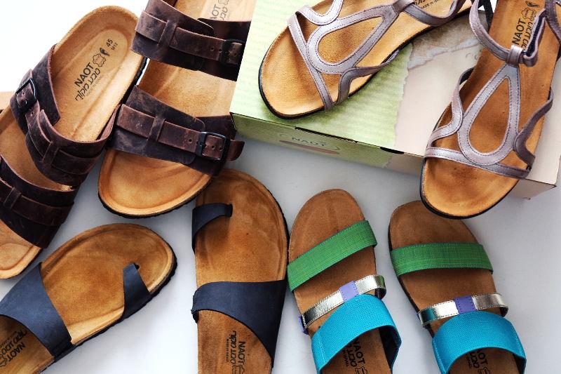 Naot Footwear Summer Sandals