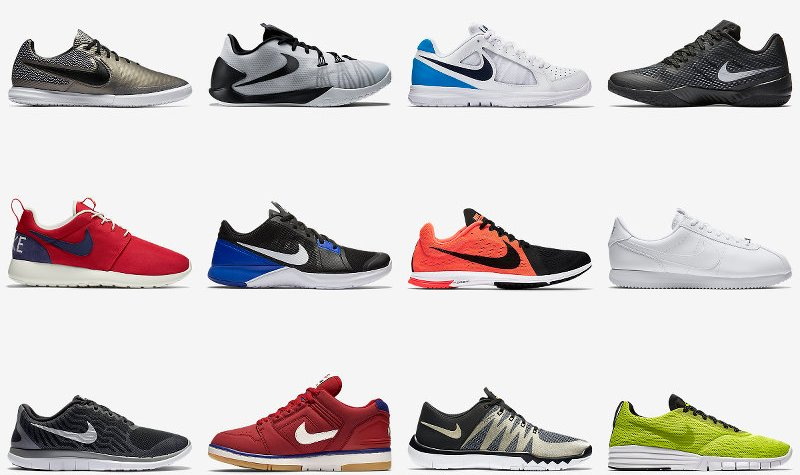 new product d5817 4f17d Men s Nike Shoes at Nike Clearance Sale – STYLEANTHROPY
