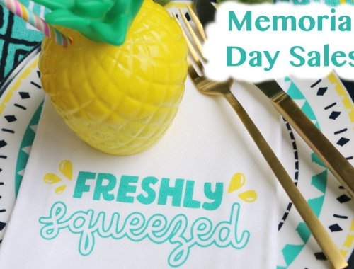 Memorial Day Sale Deals, shopping