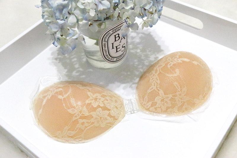 Nüdwear adhesive bra