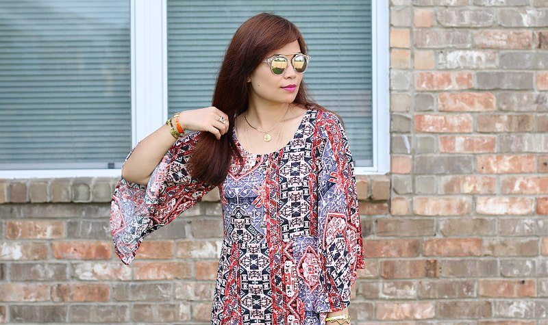 Minkpink dress, Aldo sunglasses