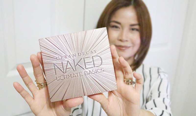 Urban Decay Naked Ultimate Basics Palette, makeup, cosmetics, beauty