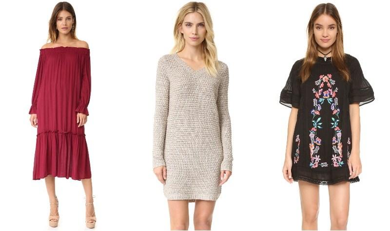 Shopbop Surprise Sale, Clothing Picks, shopping, clothes, dresses