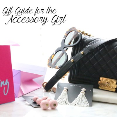 Holiday Gift Guide: Accessory Girl + Giveaway 8 (CLOSED)