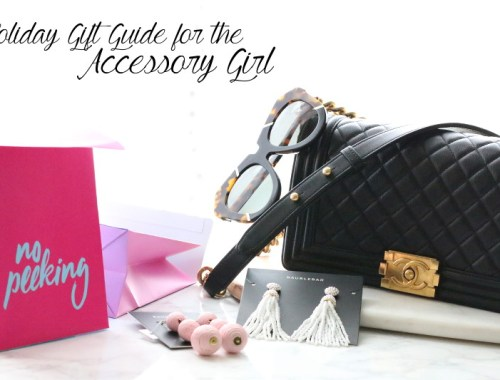 Accessory Holiday Gift Guide