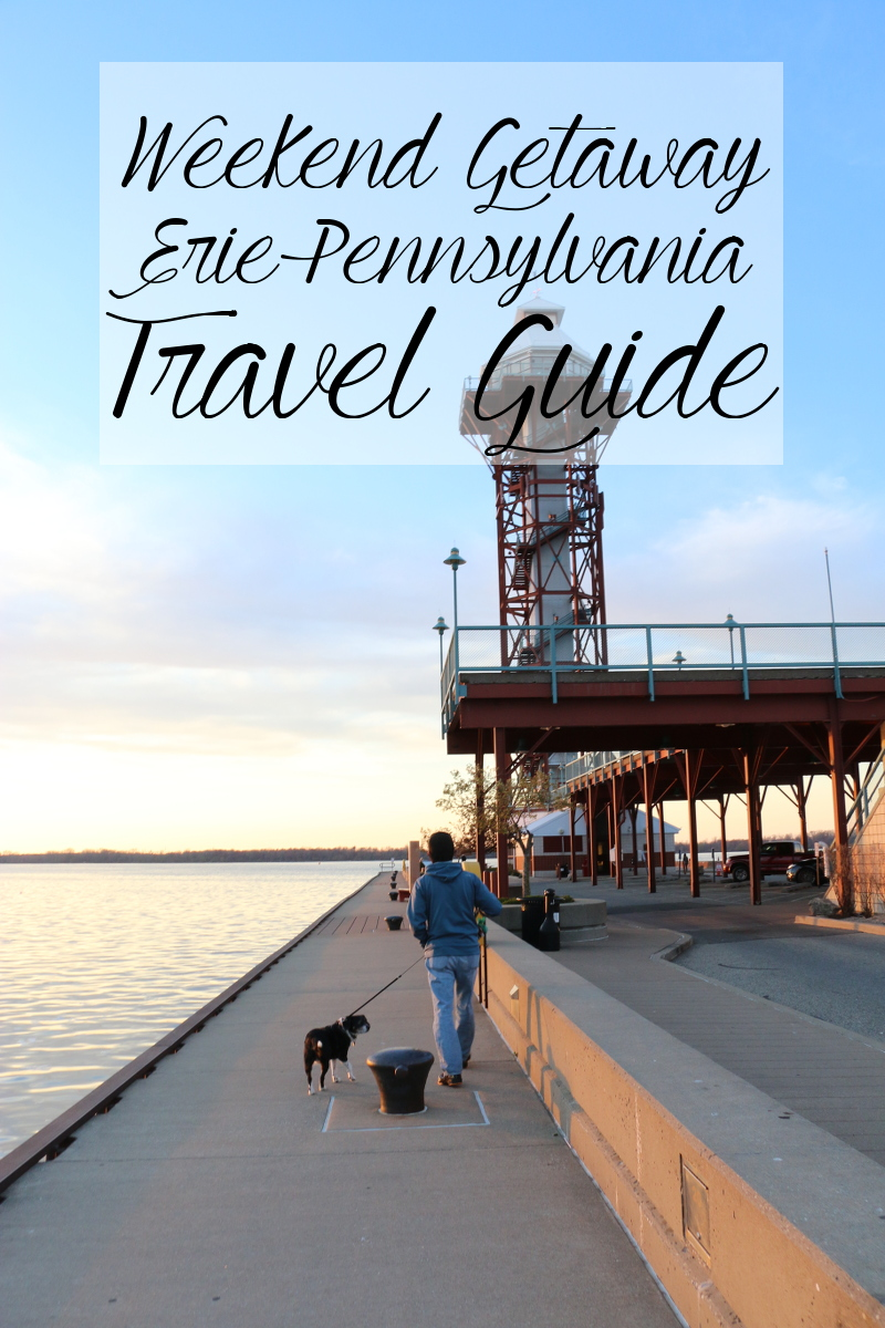 erie pennsylvania, travel guide, weekend getaway, wander, trip