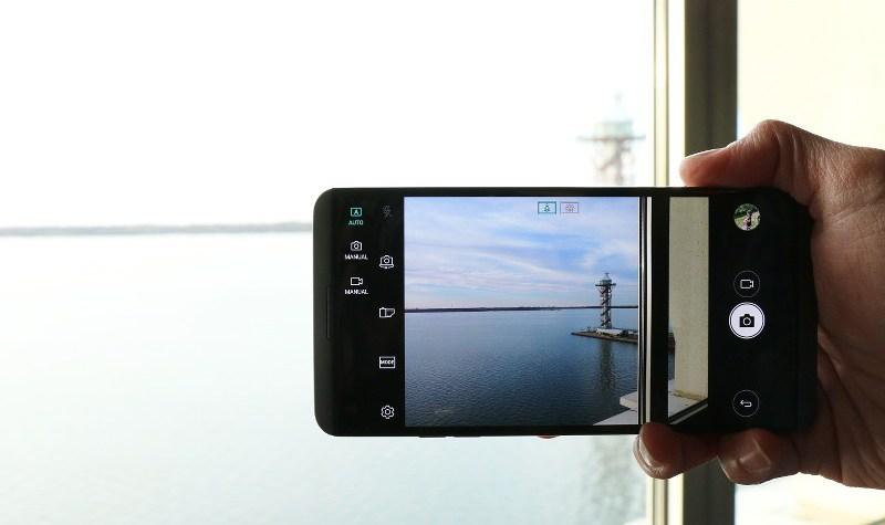 LG V20 Camera, Erie, Pennsylvania, Presque Isle Bay