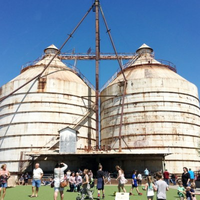 Travel Guide + Photo Diary: Magnolia Market at the Silos