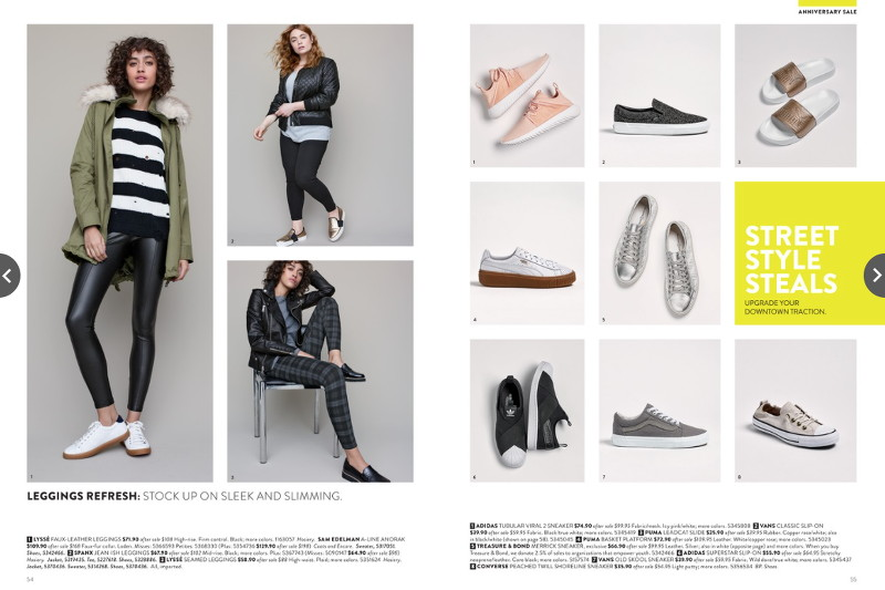 nordstrom anniversary sale fall clothing trends
