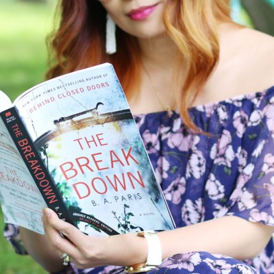 The Breakdown, book, thriller, B.A. Paris