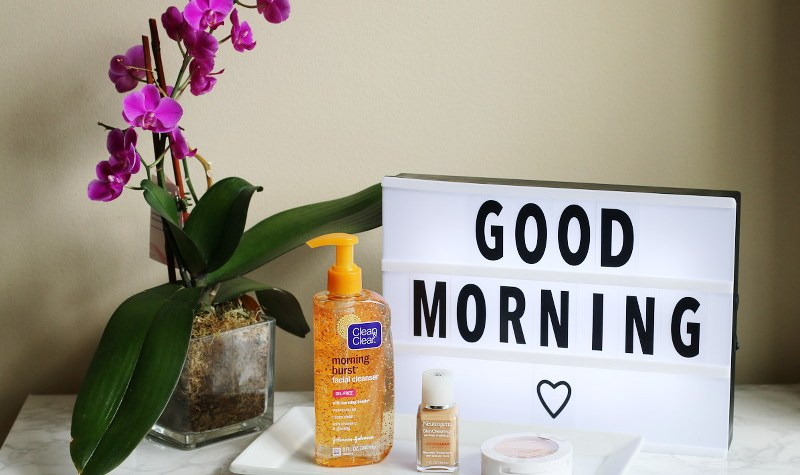 Morning Beauty Routine, tips, college look