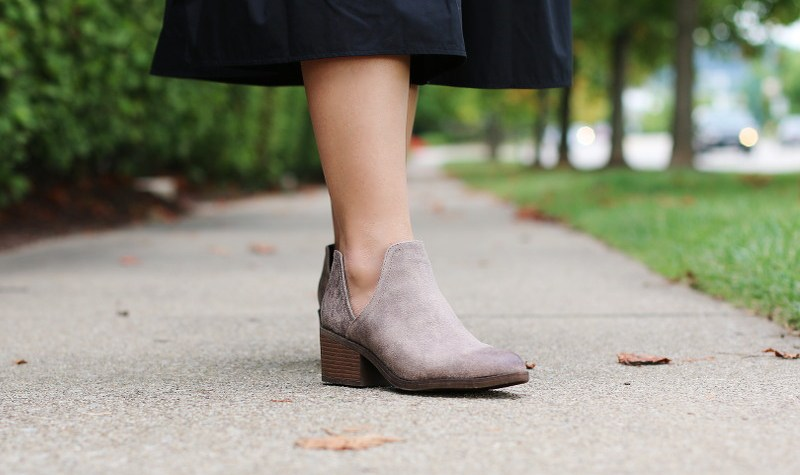 Famous Footwear Fergalicious Westin Bootie, fall boots